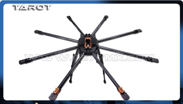 Tarot T18 FPV Folding Octacopter TL18T00 25mm Carbon Fiber Tube UAV Multicopter Octocopter Frame 1270MM 11KG FPV Multi-Rotor tarot t15 uav octocopter frame tl15t00 25mm carbon fiber fpv multi rotor for rc 5dii red epic c300 fs100 fs700 fpv 50