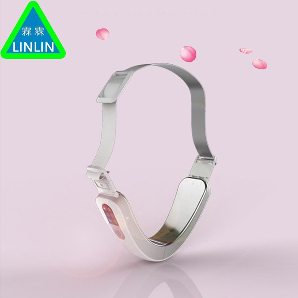 LINLIN Thin face artifact Small V Face Thinner Magnetotherapy cosmetology instrument Household skin rejuvenation massager