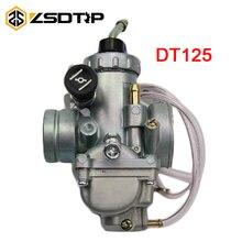 Zsdtrp 28 мм мотоциклетные Карбюраторы для мотоциклов carburador для Байк Yamaha DT125 DT 125 Suzuki tzr125 rm65 RM80 RM85 DT175 rx125