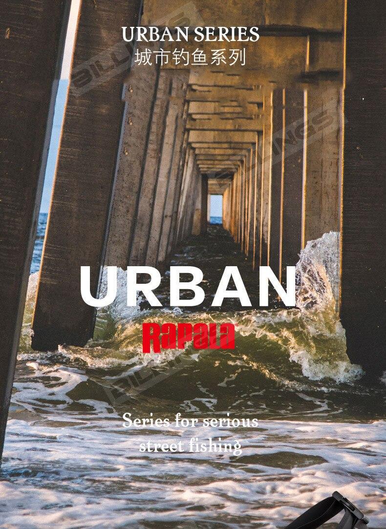 Rapala marca urban sling saco rusb 40*28*14cm