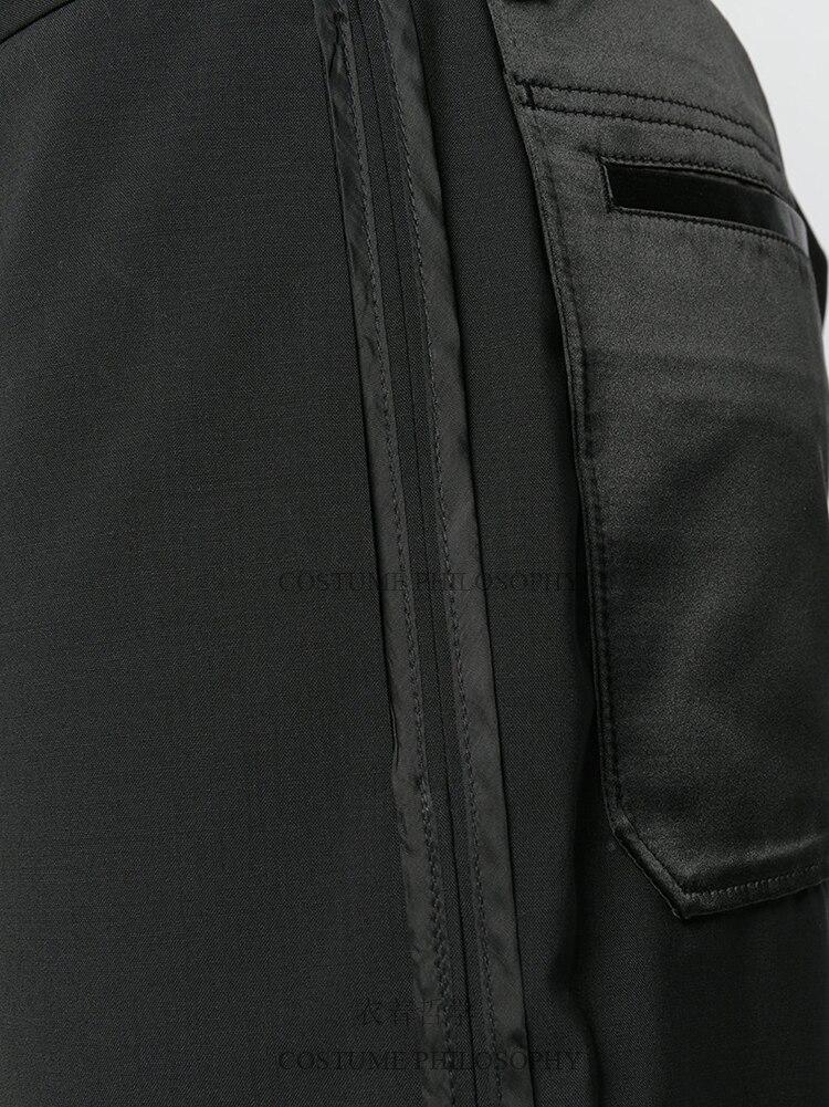 De Estilista Trajes 2018 27 Negro Los Tamaño Bolsillo Gd Ropa Del Más Moda Ocasional Grande Hombres 44 Pasarela qxX6wx0U