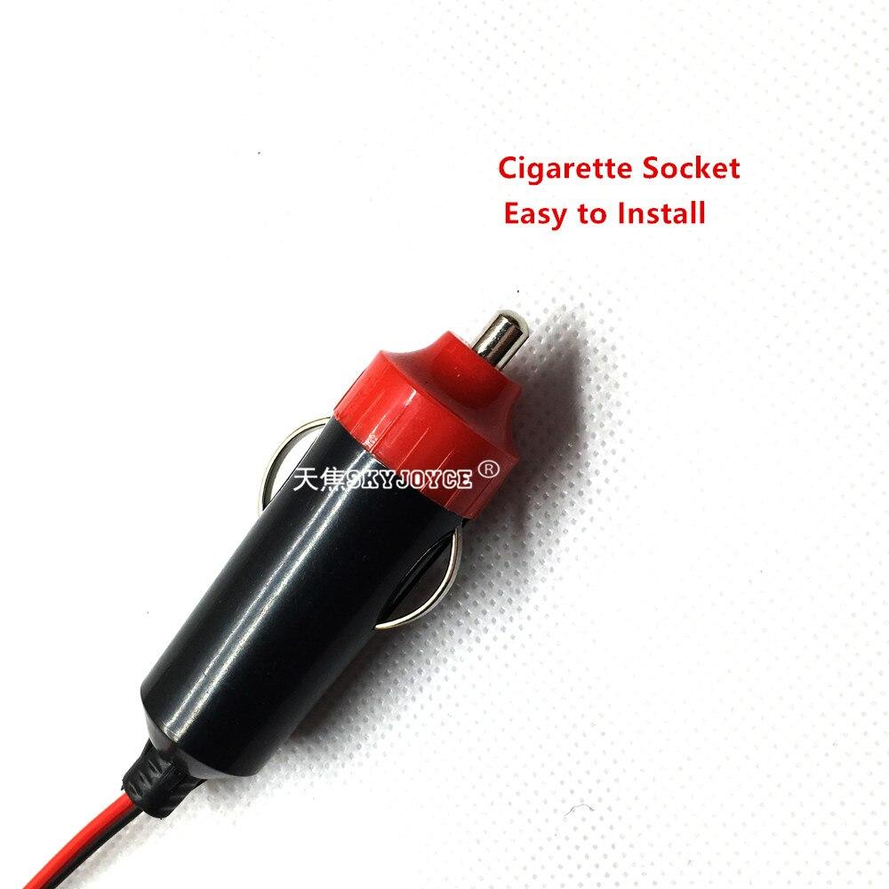 2 In 1 EL Driver reactor DC12V Car EL wire inverter/driver/power ...