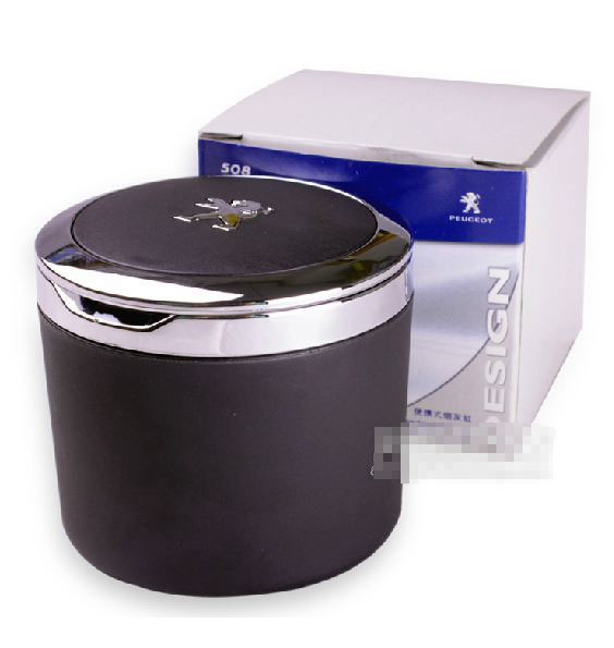 De haute qualité D'origine Portable Véhicule Cendrier De Voiture Tabac Spéciaux Pour 2008 3008 301 206 207 308 408 508 Avec pour Peugeot