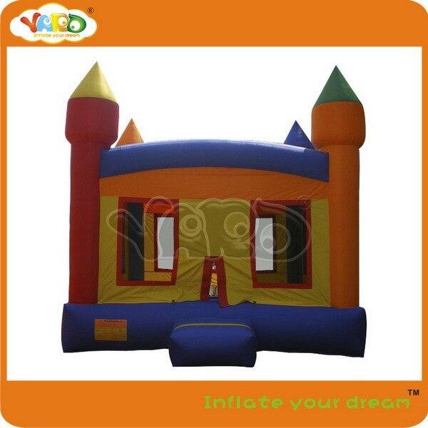 Top venta castillo inflable para uso residencial