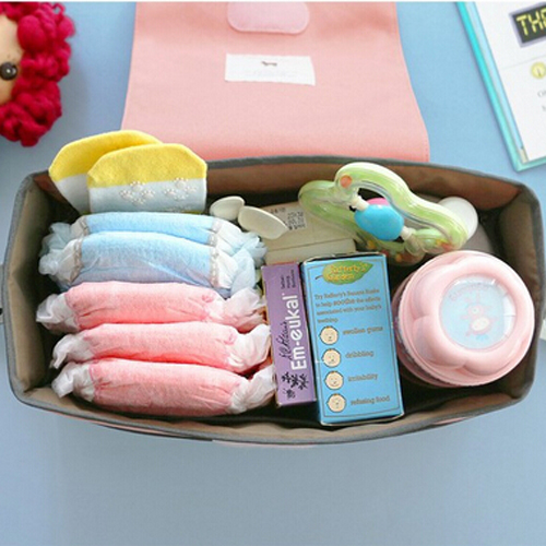 HTB1vP JeyAnBKNjSZFvq6yTKXXak Fashion Multifunctional Mummy Bag Baby Diaper Nappy Pram Stroller Hanging Bag