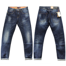 Jeans Men Homme Ripped For Skinny MenBrand-clothing Pants Men's