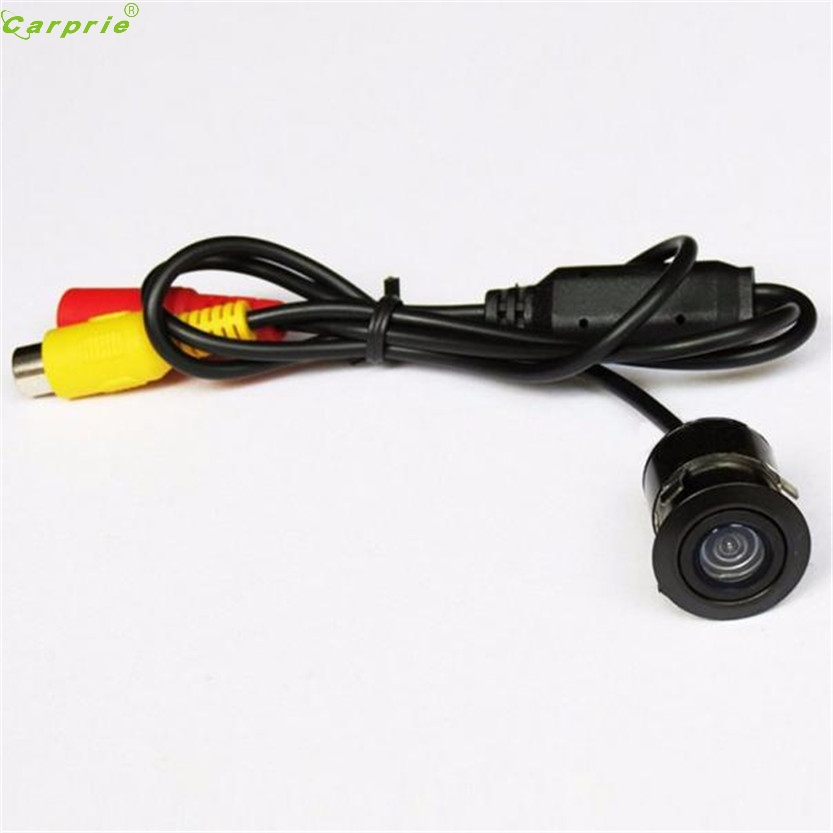 Top Quality Car-Styling 1/4` CCD Flush Mount Waterproof Truck Car Reverse Backup Rear View Camera Jun16