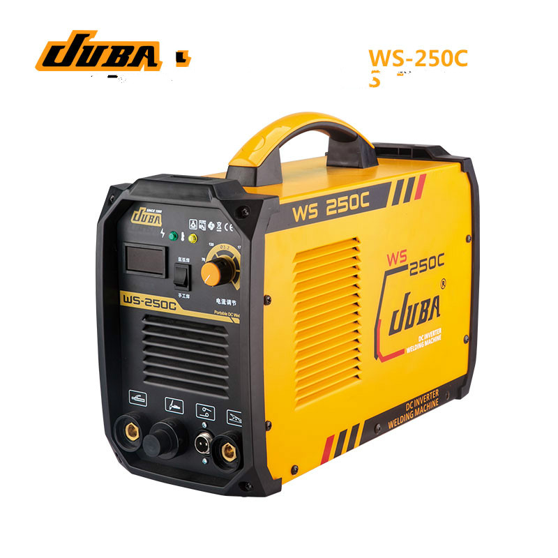 Free shipping Wholesale Newest Design JUBA WS <font><b>250</b></font> Inverter Welding Machine <font><b>TIG</b></font>/MMA Welding Argon <font><b>TIG</b></font> Welder image