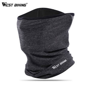 WEST BIKING Summer Cycling Face Mask Sport Headband Breathable Hiking Camping Outdoor