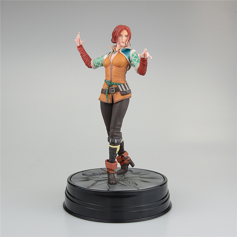The Witcher 3 - Wild Hunt: Triss Merigold Figure Dark Horse The Witcher PVC Game Figure Collection Model Toy электронная версия для xbox microsoft the witcher 3 wild hunt game of the year edition