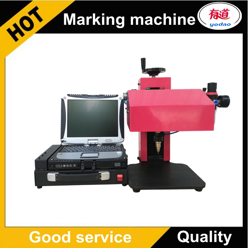 Best price Dot peen marking machine for Chassis /VIN number 140*100mm nameplateBest price Dot peen marking machine for Chassis /VIN number 140*100mm nameplate