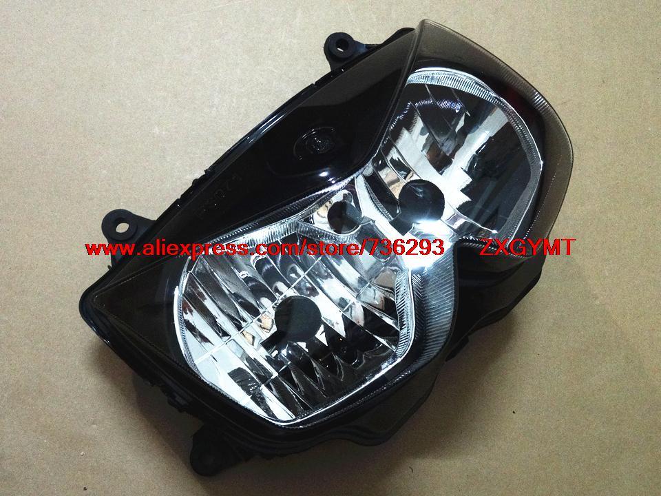 Headlight Headlight for KAWASAKI Ninja250R EX250 Ninja 250R Ninja EX 250 2008 2009 2010 2011 2012|headlights headlight - title=