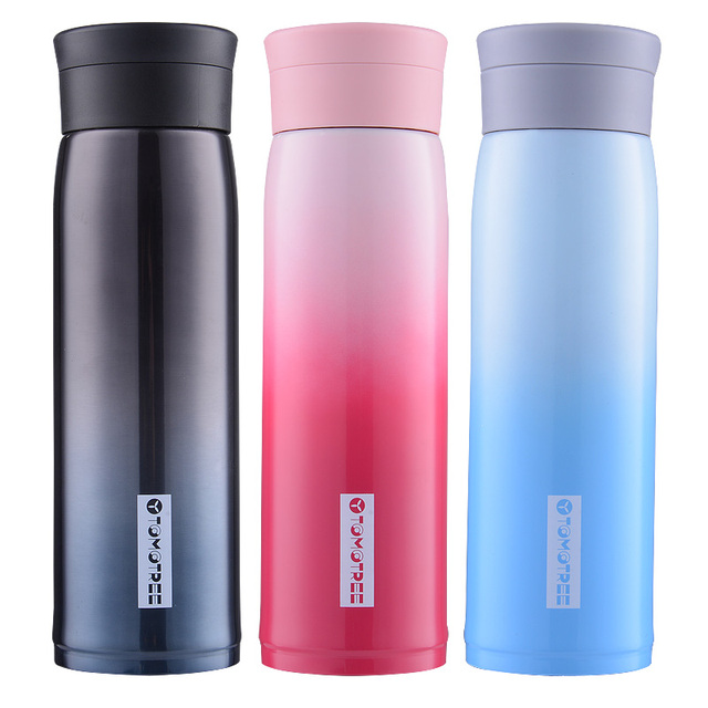 Tomotree Manufacturer 600ml Business Vacuum Mug Thermos Cupugs Coffee Travel Cups With Lid