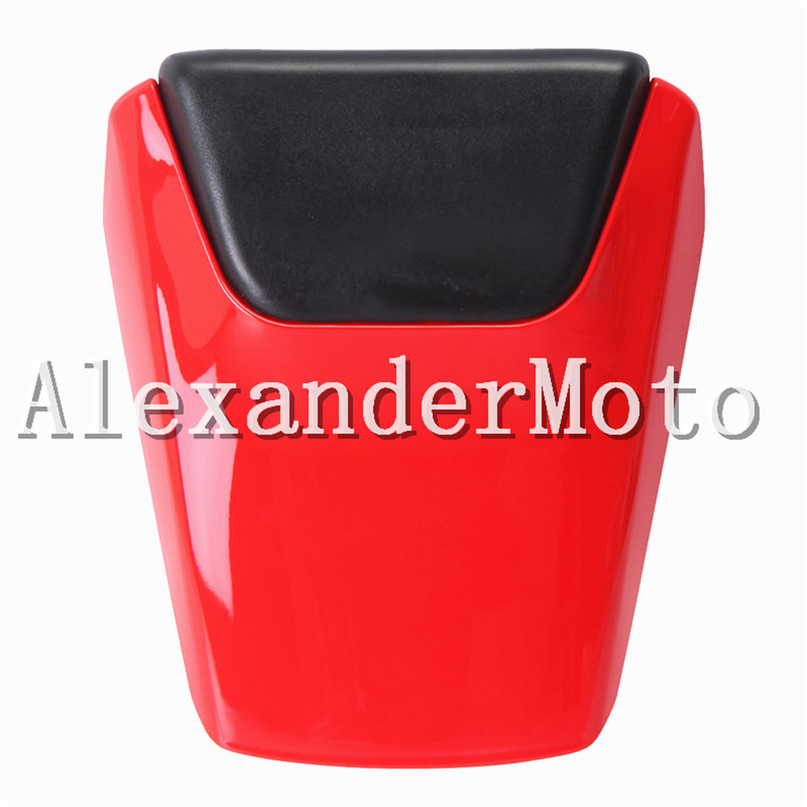 For Yamaha YZF 600 R6 1998 1999 2000 2001 2002 Red Motorcycle Rear Seat Cover Cowl Solo Motor Seat Cowl Rear YZF600 YZFR6 motorcycle full fairings for yamaha yzf r6 1998 1999 2001 2002 orange white yzfr6 98 99 01 02 yzf600 fairing aftermarket parts