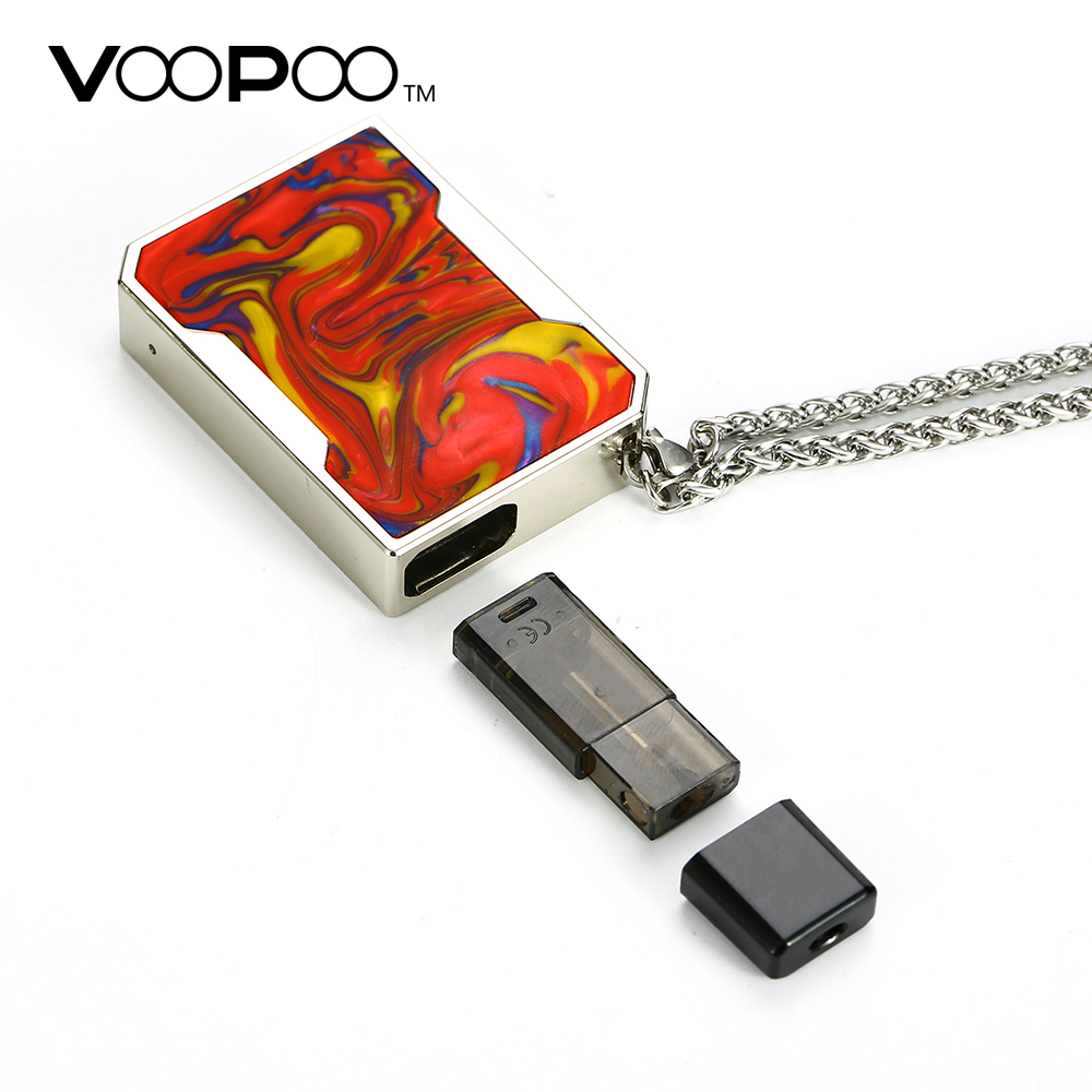 NEW Original VOOPOO DRAG Nano Pod Vape Kit With 750mAh Battery & 1ml Capacity Cartridge Portable E-cigarette Vape Kit Vs Drag 2
