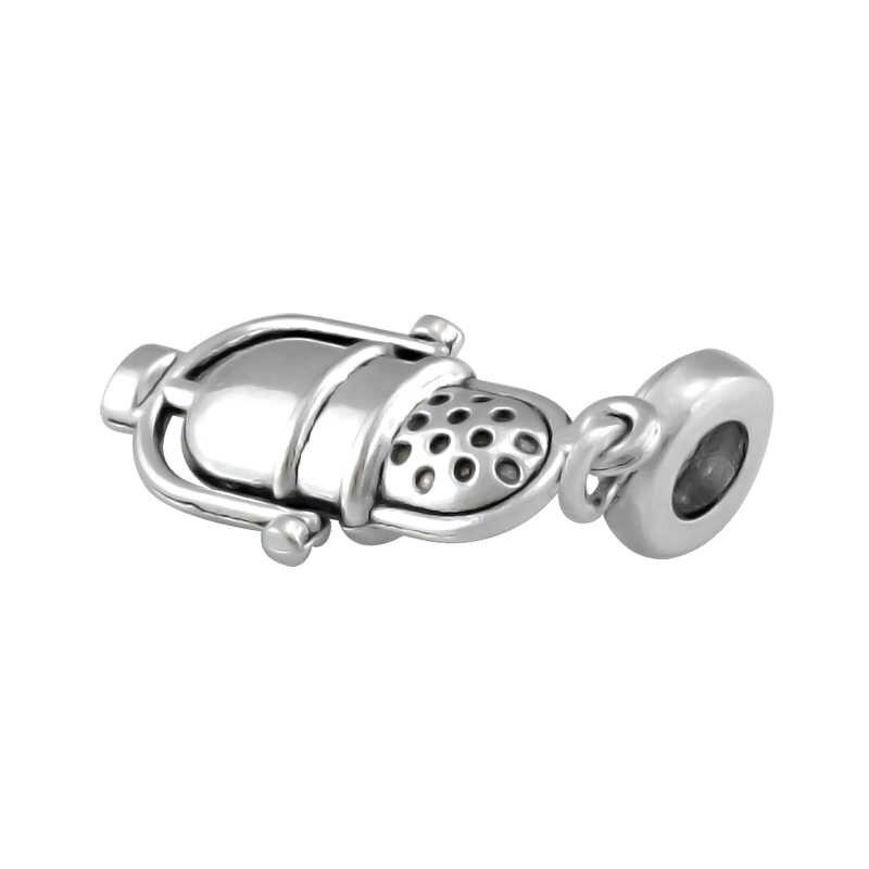 Новое поступление Музыкальный Микрофон Подвески Подвеска Fit Pandora Шарм бусины серебро 925 оригинальный браслет DIY модные ювелирные изделия SPP205