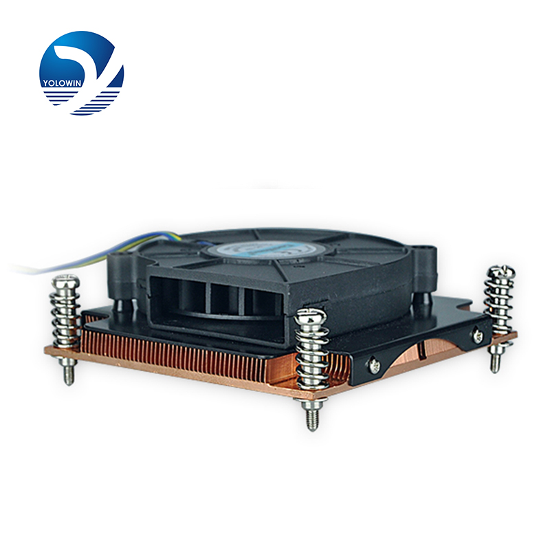 Hot sales cooling fan radiator Heat Material Copper All aluminum relieving Can direct contact with the CPU Bearing D7-01 cpu cooling conductonaut 1g second liquid metal grease gpu coling reduce the temperature by 20 degrees centigrade