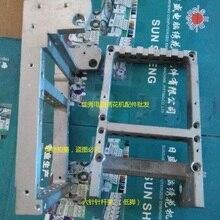 Аксессуары для компьютерной вышивальной машины-шестиконтактный штыревой стеллаж(низкая ножка) SS-C-755