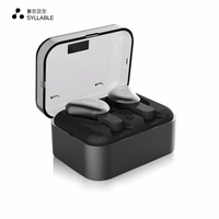 2017 High Quality Syllable D9 Twins Dual Mini Wireless In Ear Stereo Bluetooth Earphone Better Than
