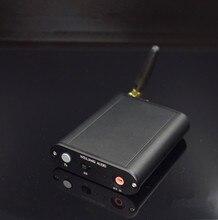 Bluetooth 5.0 transmissor csr8675 coaxial de fibra óptica decodificador de entrada analógica
