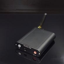 Decodificador de entrada analógico de fibra óptica coaxial transmisor Bluetooth 5,0 csr8675