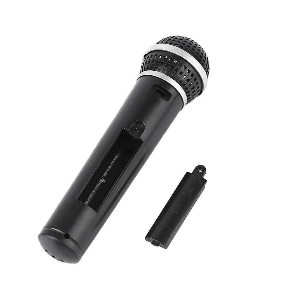 Детская забавная игрушка ABS Музыкальный Микрофон Динамик KTV Караоке Пение микрофон