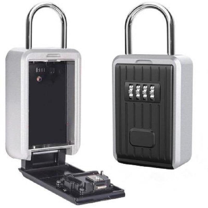 Metal Steel Storage Safe Box Dictionary Secret Book Piggy Bank Money Secret Security Locker Cash Jewellery With Key Lock