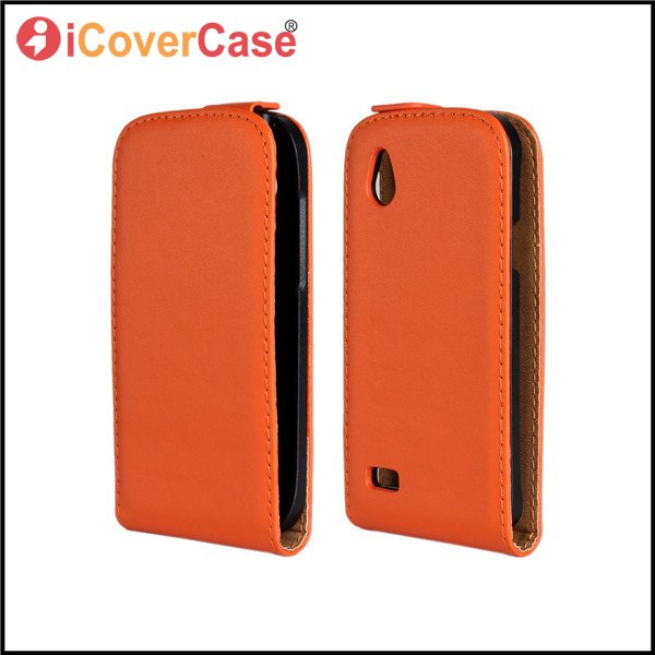 For HTC Desire X V Case Cover Flip Leather Vertical Shell Pouch Mobile Phone