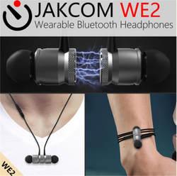 Новинка; Лидер продаж JAKCOM Беспроводной Bluetooth наушники WE2 наушники Спорт Бег Гарнитуры Hands Free с микрофоном для iPhone xiaomi mp3