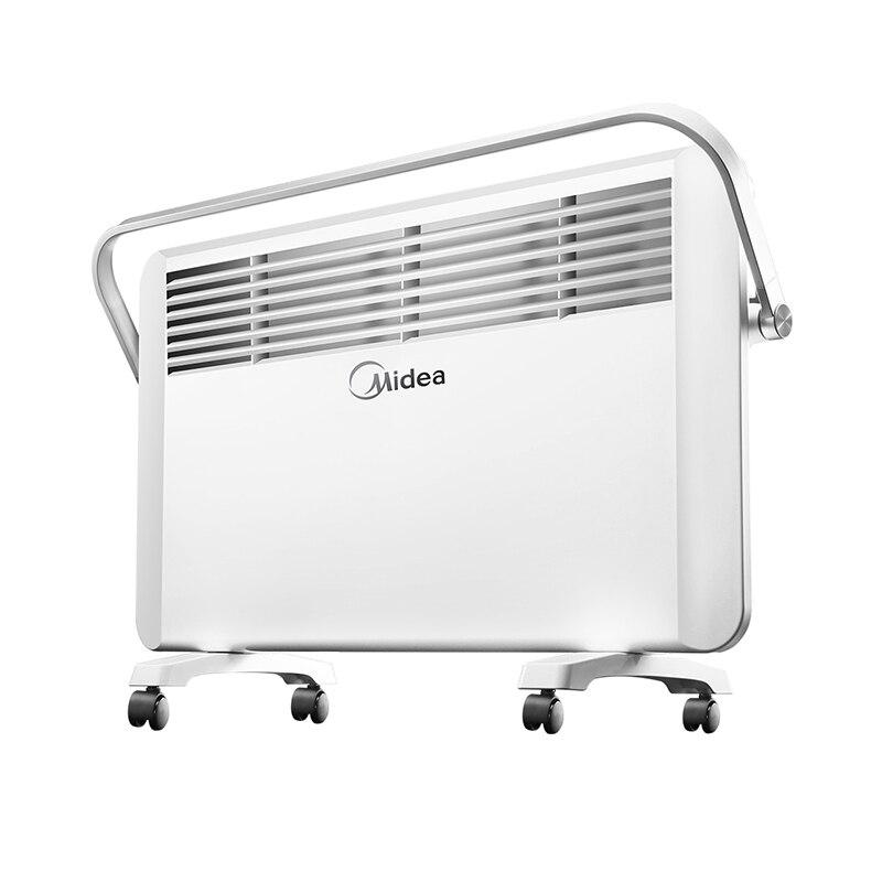 Chauffage électrique chaud ventilateur IPX4 étanche 2000 W à faible bruit réchauffeur d'air confortable maison/bureau/hôtel salle de bains 220 V 1 PC
