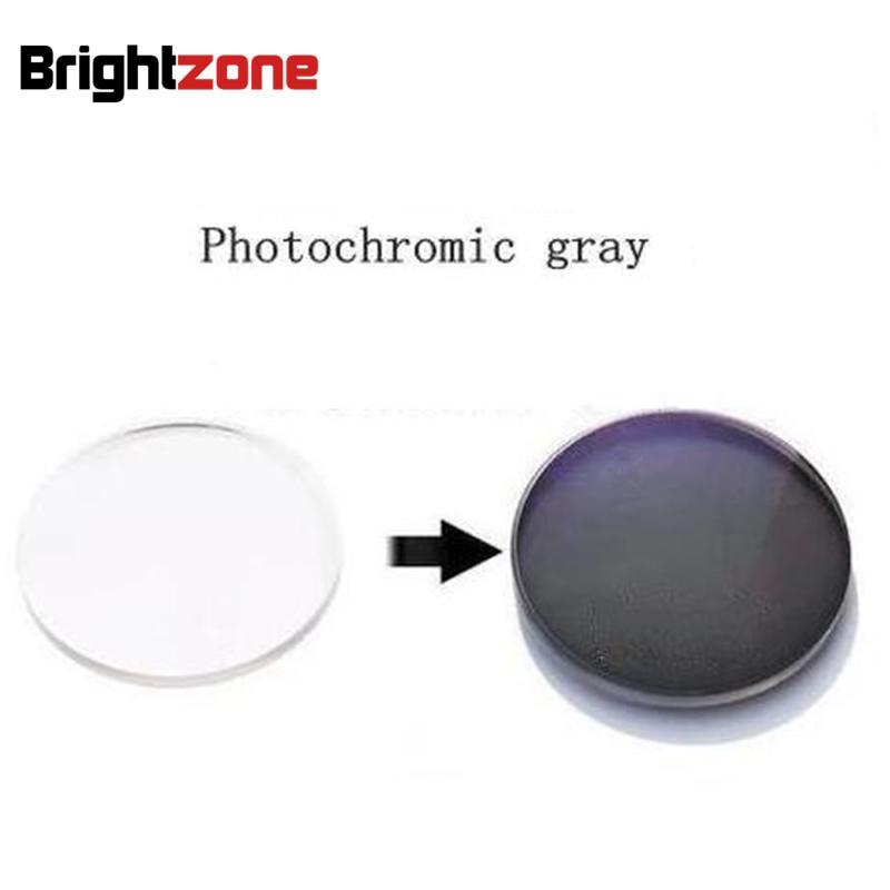 Alta calidad RX Objetivos 1.56 photochromic gris HMC UV ar cr39 resina de prescripción Objetivos miopía/presbicia/astigmatismo