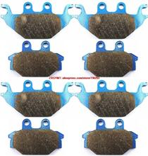 Sintering Motorcycle Brake Shoe Pads Set fit KYMCO 300 MXU 2006 & up