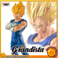 SALE Dragon Ball Z Original Banpresto Resolution Of Soldiers Grandista Vol 2 Collection Figure Super Saiyan