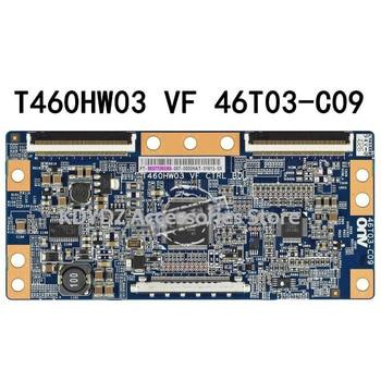 free shipping Good test T-CON board for LA37/40C530F1R T460HW03 46T03-C09 screen LA46C530F1R