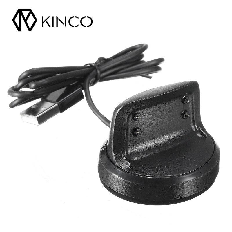 KINCO Black font b Smart b font font b Watches b font Chargers High Quality USB