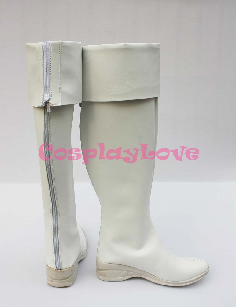Magi: The Labyrinth of Magic Titus Alexius Cosplay Shoes Boots Custom Made For Halloween Christmas Festival CosplayLove