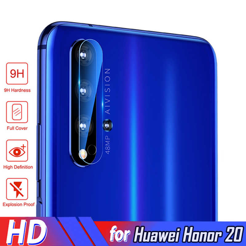 Glass for Huawei Honor 20 Pro 20i V20 Protective Glass on Honor 20i Back Camera Lens Tempered Camera Glass for Honor 20 YAL-AL10