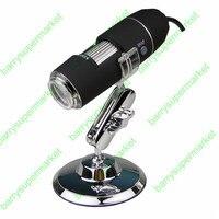 Practical New 2MP USB 8 LED Digital Microscope Endoscope Magnifier 1600X Camera