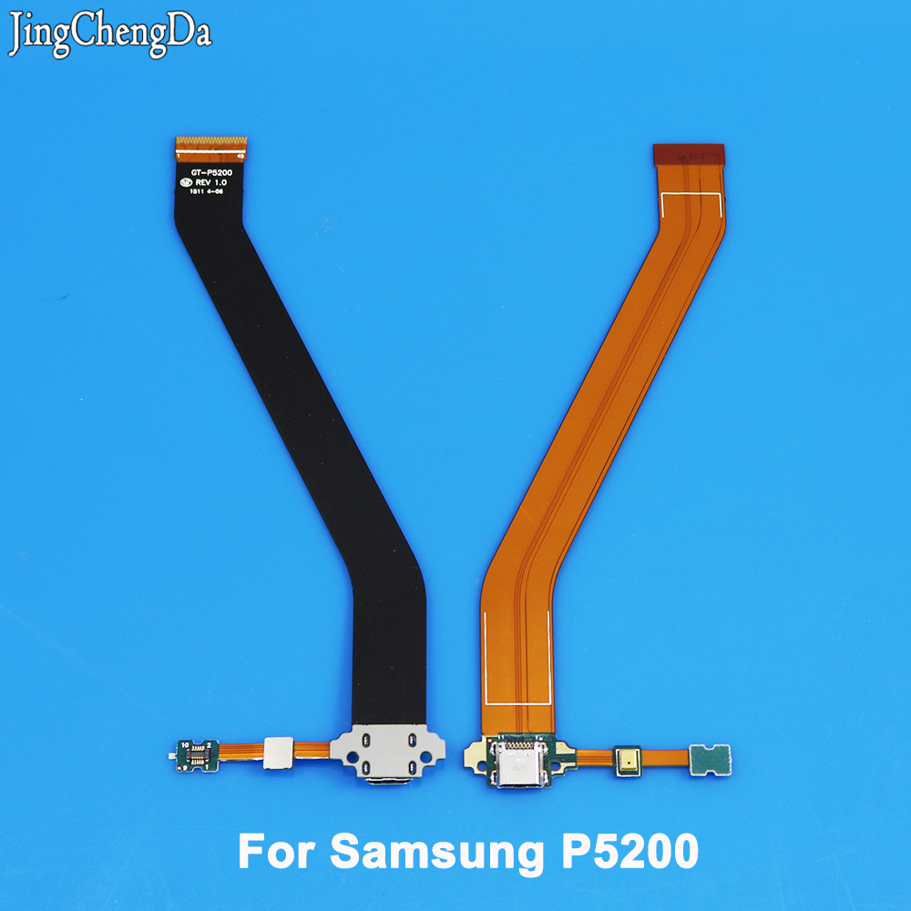 P5200 // P5210 Galaxy Tab 3 10.1 Charging Port Flex Cable Dock Connector