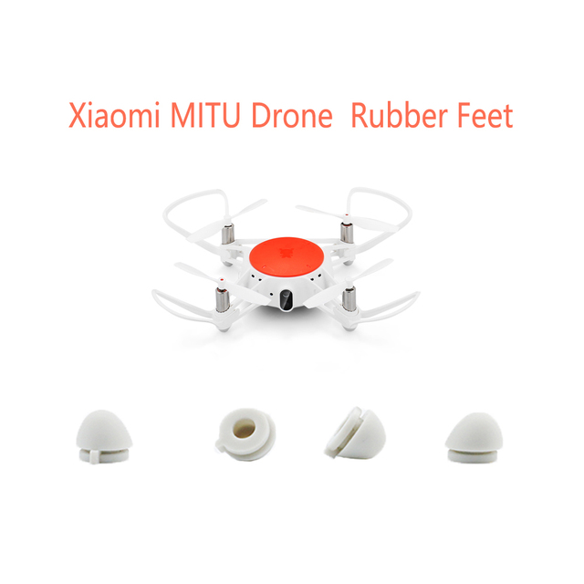 Xiaomi MITU Mini RC Camera Drone Rubber Feet for Xiaomi MITU RC Camera Drone Quadcopter