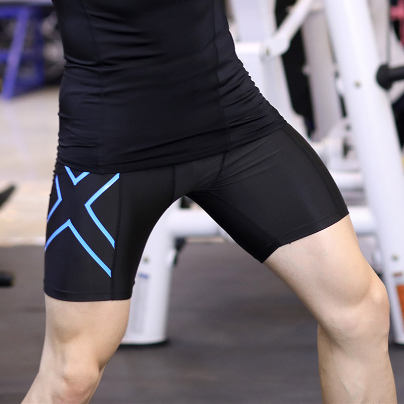 Brand-Clothing-Male-Compression-Shorts-Board-Bermuda-Masculine-Short-Pants-In-Stock-Quick-drying-2018The-latest (2)