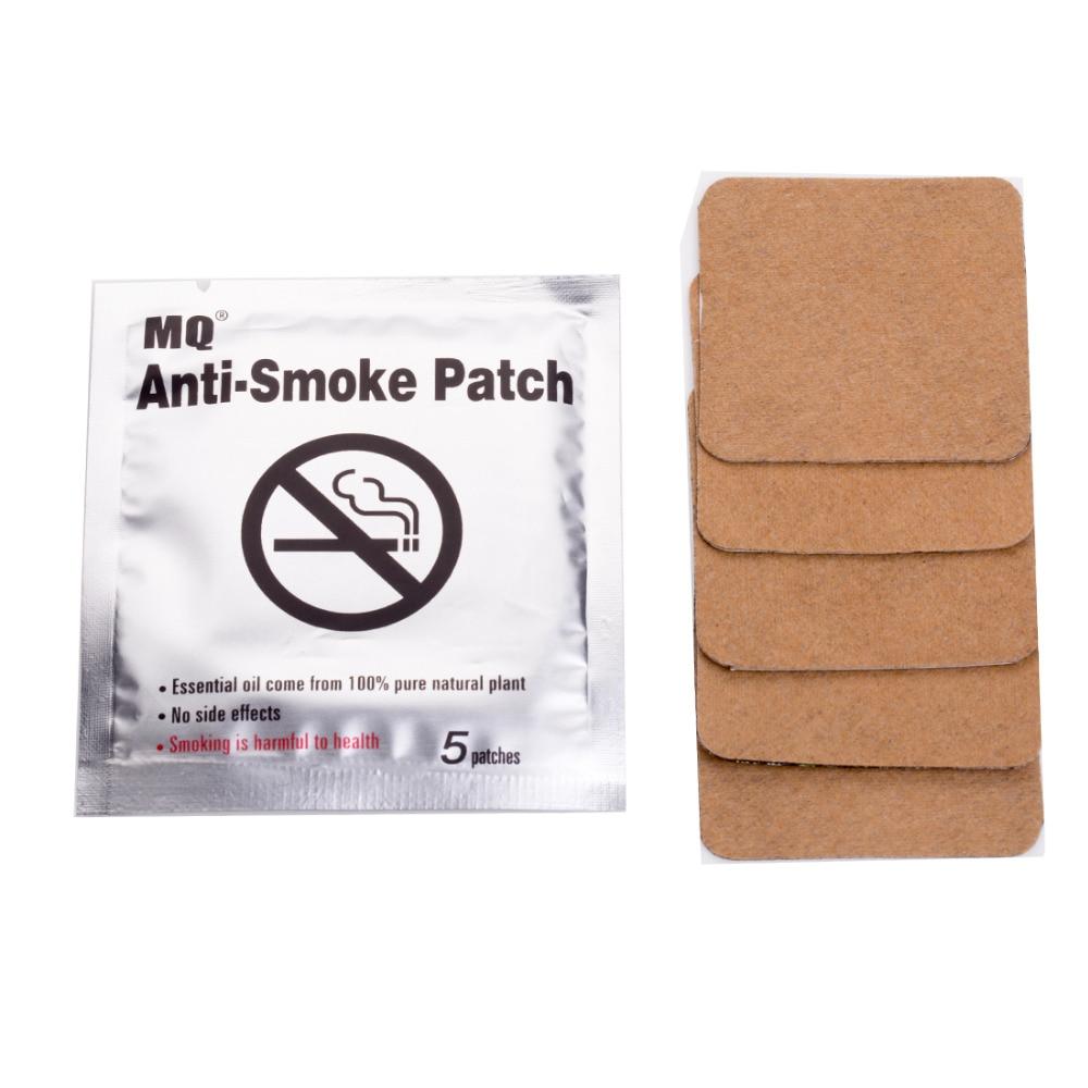 MQ Brand Anti Smoke Patch 30 Pieces/Box Smoking Cessation Pad 100% Natural Herbal Stop Smoke Patch Health Care Product 4