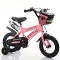 Bicicleta de los niños chicos y chicas de ciclo