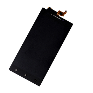 Image 4 - For Lenovo P70 LCD touch screen mobile phone accessories for Lenovo P70 display and digitizer free shipping