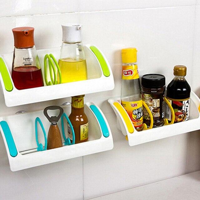 Bathroom Lovely Corner Storage Rack Organizer Shower Wall Shelf With  Suction Cup Storage Box Storage Rack