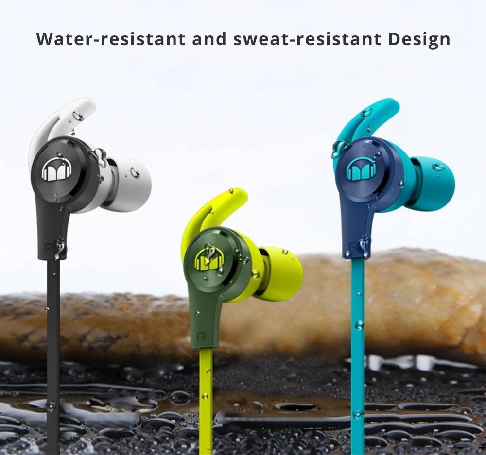 Monster ISport Wireless Bluetooth i7s Headphone original Sweatproof Earphone Tws Wireless Earbuds Para Celular Headphone headset in Phone Earphones Headphones from Consumer Electronics