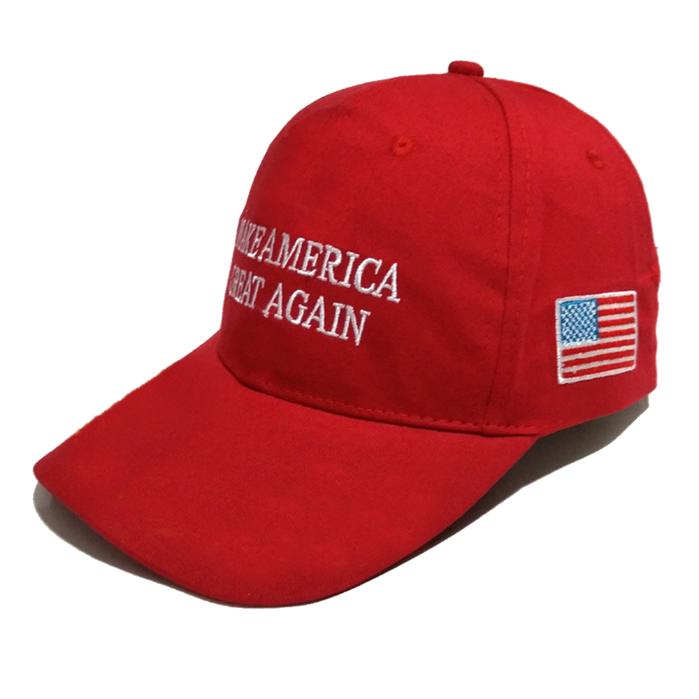 Men Make America Great Again Hat Unisex Adjustable Letter Embroidery Trump   Caps   MAGA   Baseball     Cap   Breathable Snapback Sport Hats