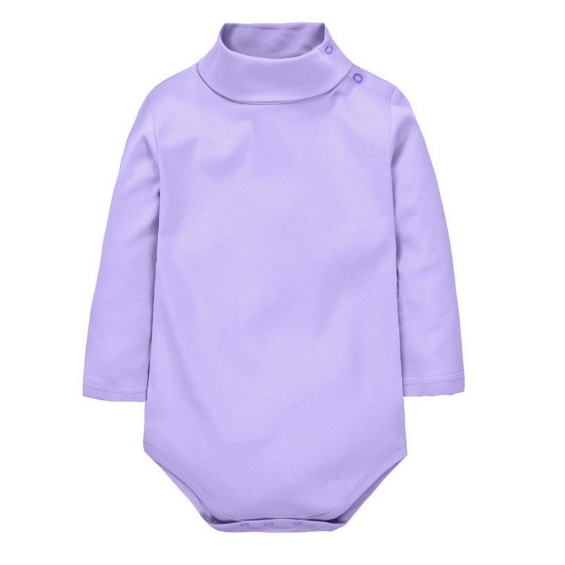 Baby Boys Girls   Rompers   11 Colors Newborn Baby's Clothes Kids Costume Turn-down Collar Clothing For Infant KF099
