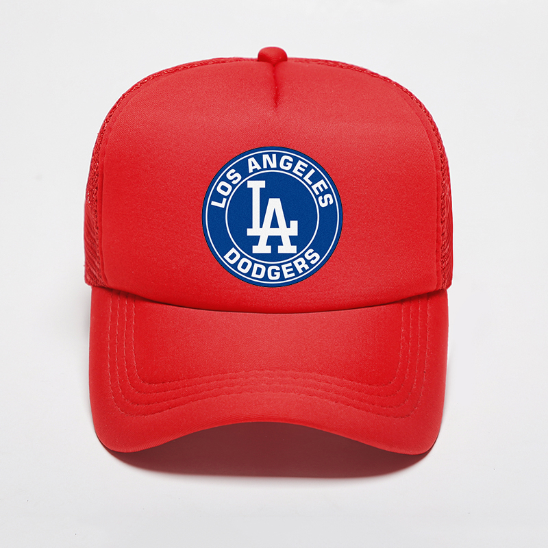 New Brand Summer Fashion   Baseball     Cap   High Quality LA Los Angeles Printed Snapback Trucker Shade Hat American Dad's   Cap   2019