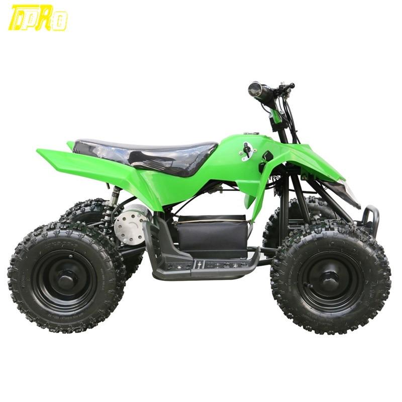 Genuine TDPRO 500W 24V Children ATV Quad Buggy Gokart Electric Battery Kids Boys Ride On Karts Car Mini Toys Bike